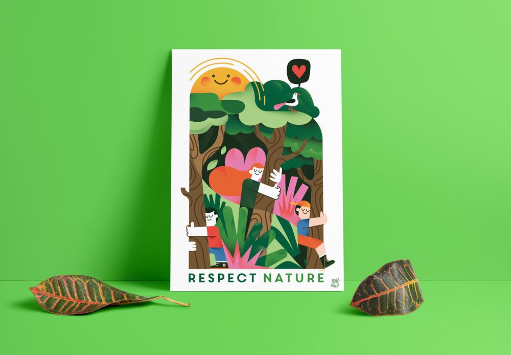 Respect Nature